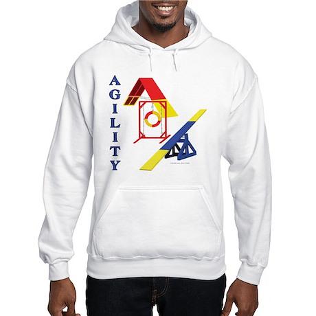 Agility Collage Hooded Sweatshirt