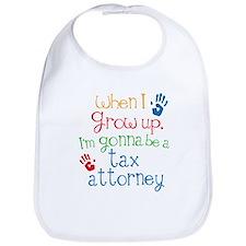 Future Tax Attorney Bib