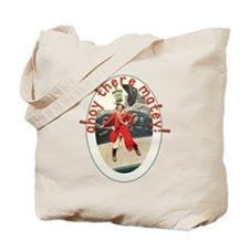 Ahoy There Matey! Pirate Day Tshirt Tote Bag