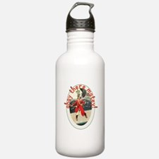 Ahoy There Matey! Pirate Day Tshirt Water Bottle