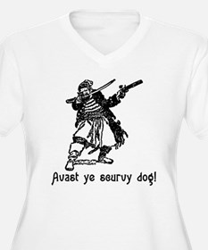 Avast ye scurvy dog! Talk Like A Pirate Day Plus S