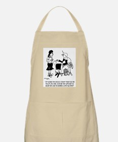 The Fax of Life Apron
