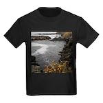 Seal Rock Coastal Scene T-Shirt