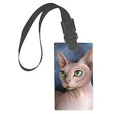 Cat 578 Luggage Tag