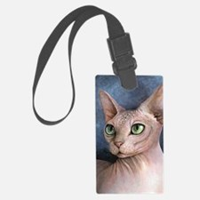 Cat 578 Luggage Tag