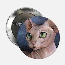 "Cat 578 2.25"" Button"