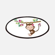 Swinging Baby Monkey Patches
