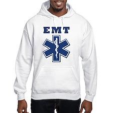EMT Blue Star Of Life* Hoodie