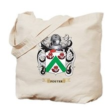 Foster Coat of Arms Tote Bag