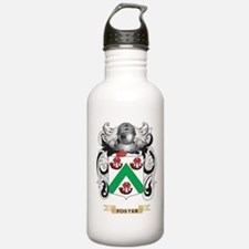 Foster Coat of Arms Water Bottle