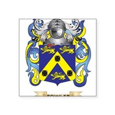 Fowler Coat of Arms Sticker