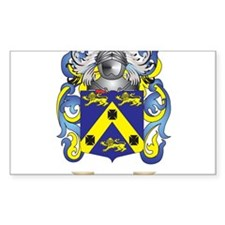 Fowler Coat of Arms Decal