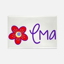 My Fun Ema Rectangle Magnet