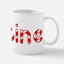 Justine - Candy Cane Mug