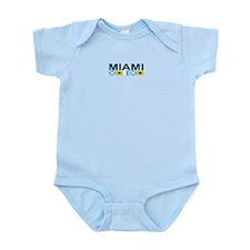 Miami - Nautical Flags. Infant Bodysuit