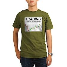 Unique Wall street T-Shirt
