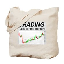 Cute Investor Tote Bag