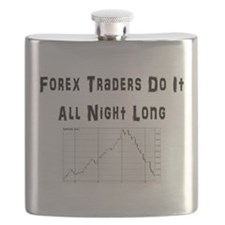 Forex traders do it all night long Flask