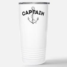 Boat Captain Stainless Steel Travel Mug
