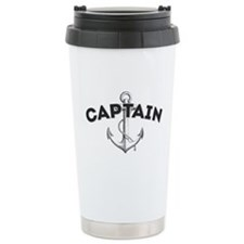 Boat Captain Travel Mug