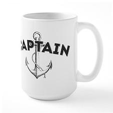 Boat Captain Mug