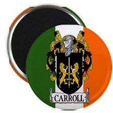"""Carroll Arms Flag 2.25"""" Magnet (10 pack)"""