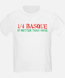 Quarter Basque Kids T-Shirt