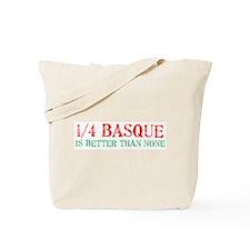 Quarter Basque Tote Bag