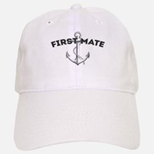 First Mate Baseball Baseball Cap