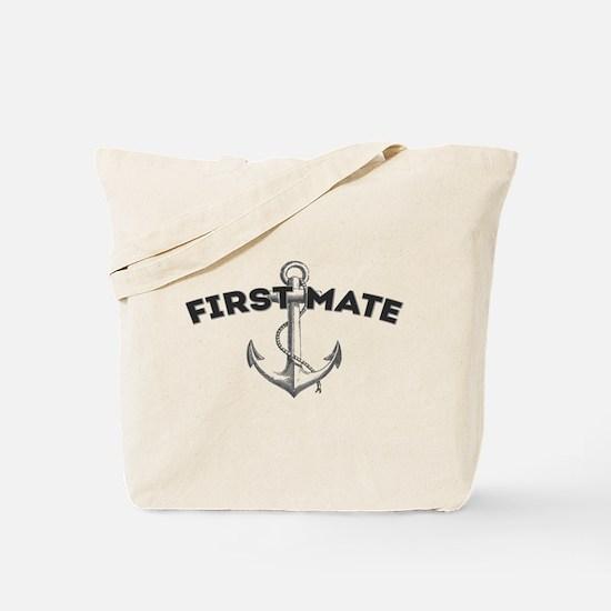 First Mate Tote Bag