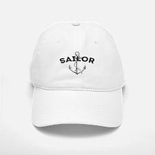 Sailor Baseball Baseball Cap