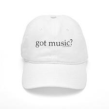 Got Music? Baseball Cap