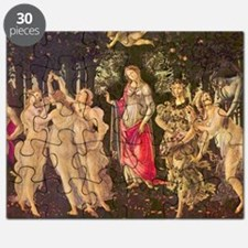 Primavera by Botticelli Puzzle