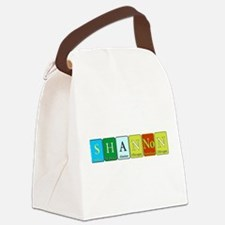 Shannon Canvas Lunch Bag