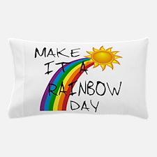 Rainbow Day Pillow Case