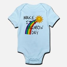 Rainbow Day Infant Bodysuit