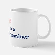 My Heart: Latent Print Examin Mug