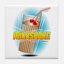 Milkshake Tile Coaster