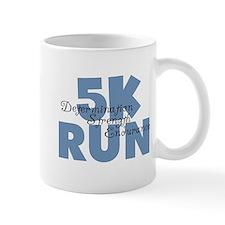 5K Run Blue Mug