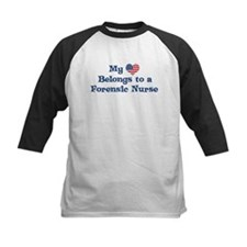 My Heart: Forensic Nurse Tee