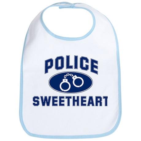Police Cuffs: SWEETHEART Bib