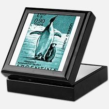 1961 Emperor Argentina Penguins Postage Stamp Keep