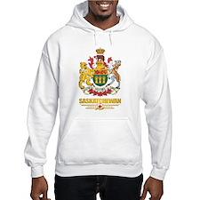 Saskatchewan Coat of Arms Hoodie