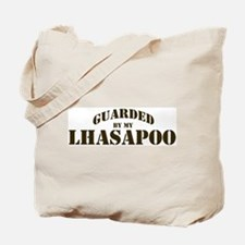 Lhasapoo: Guarded by Tote Bag