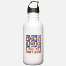 Teacher Retirement Gift Idea Water Bottle