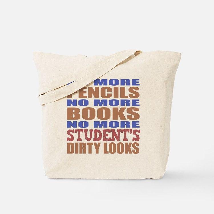Teacher Retirement Gift Idea Tote Bag