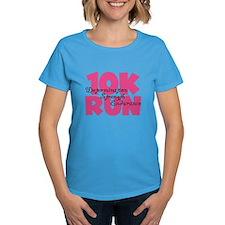 10K Run Pink Tee