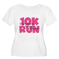 10K Run Pink T-Shirt