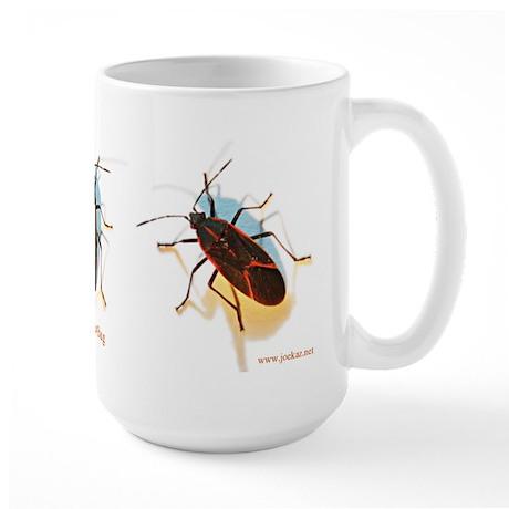 Boxelder Bug Large Mug