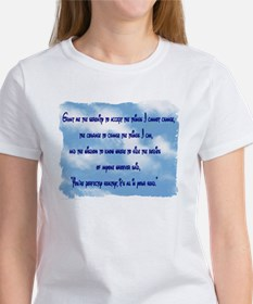 serenity7clouds6x48_NEW T-Shirt